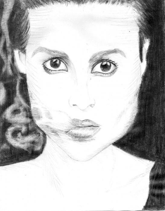 Helena Bonham Carter by Annabella